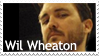 Stamp - Wil Wheaton by rthr-x