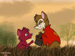 Nelwin meets Mrs. Brisby