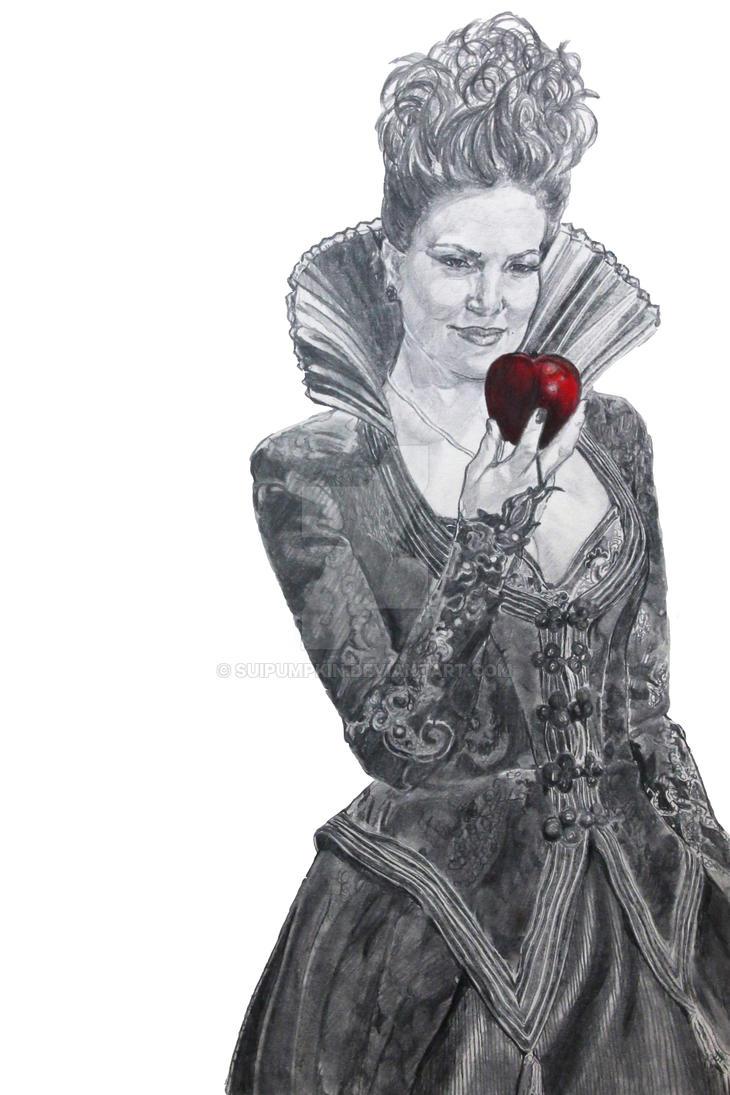 Apple Red as Blood by SuiPumpkin