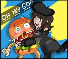 Cutest Burger by joegirl404
