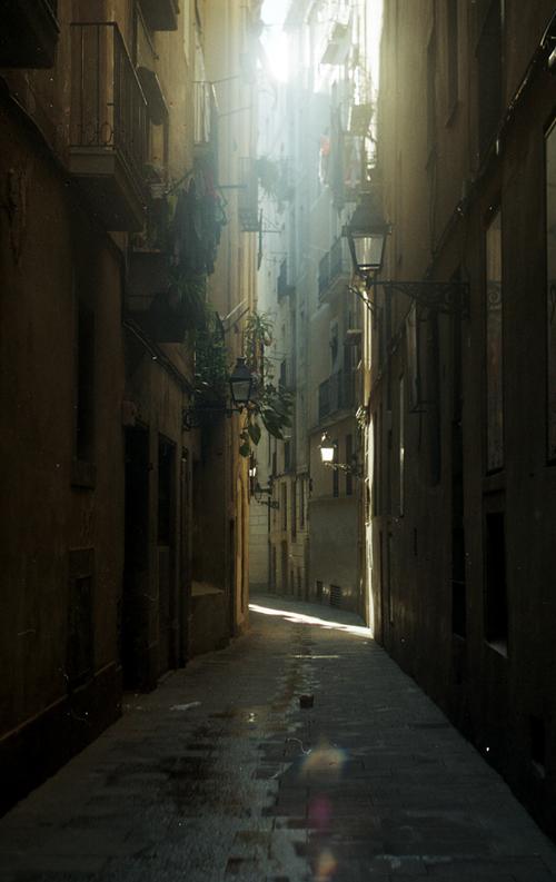 Barcelona by agnieszkakryspin