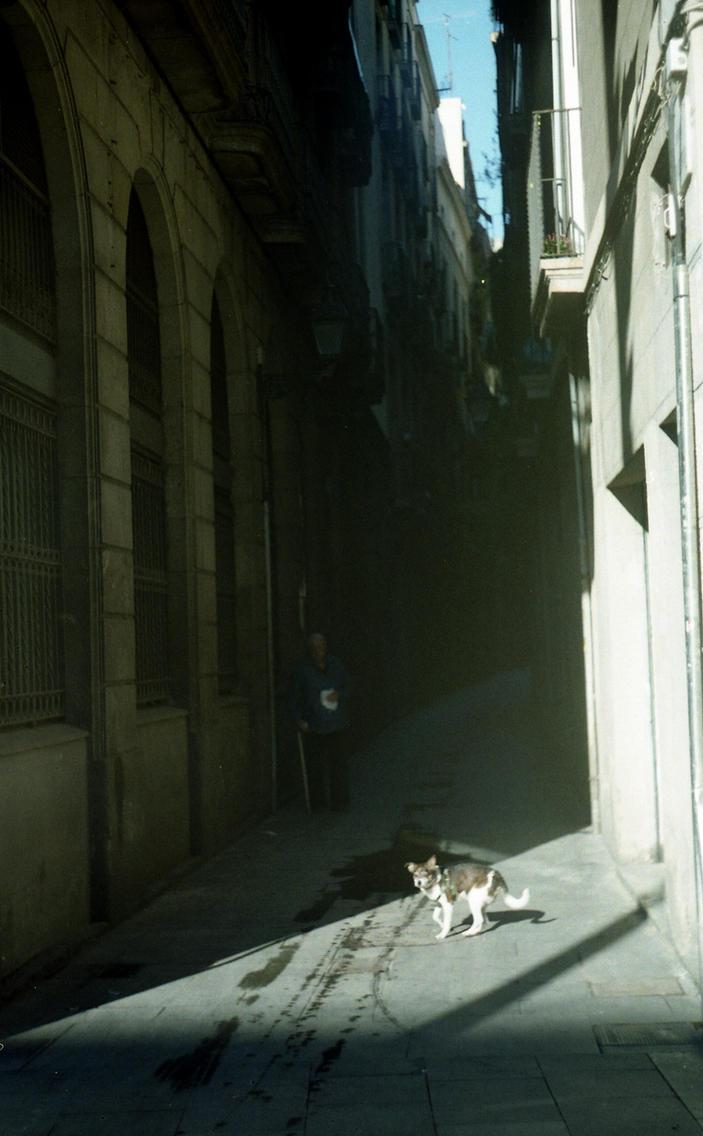 Barcelona II by agnieszkakryspin