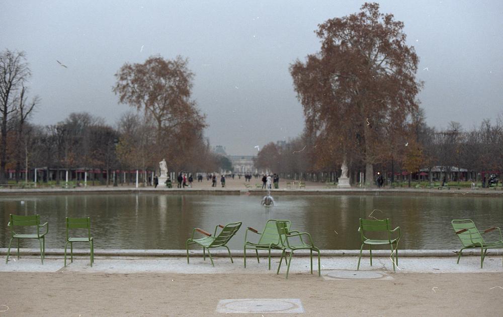 Paris by agnieszkakryspin