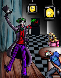 The JOKER... Fusion Style by Nemo-Fuse