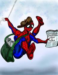 Spiderman Menace Extra