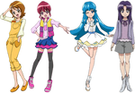 Happiness Charge Pretty Cure Casual