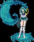 Neptune Tidal Wave Rush