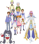 Other SAPCA Allies (Go! Princess Pretty Cure)