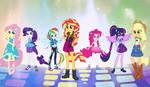 Equestria Girls Transformation Charmix Style