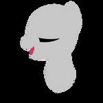 MLP : Pony head (MatchaBases)