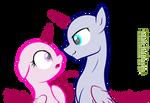 MLP Custom Couple Base (MatchaBases)