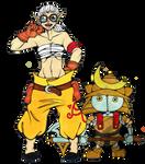 Character bio -  Elyon Kajiyama