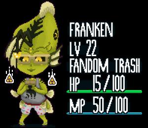 Franken-Fish's Profile Picture