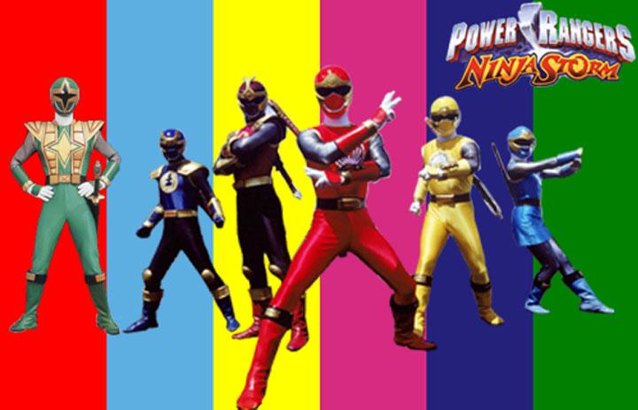 Power Rangers Ninja Storm Series Tv Tropes