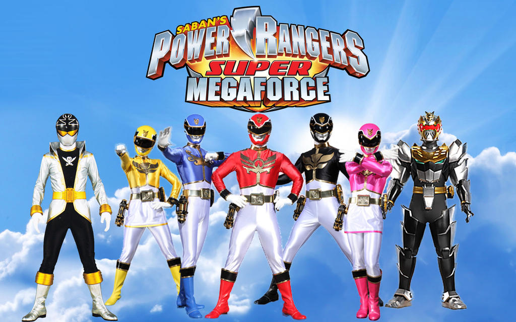 Images of Power Rangers Megaforce - #rock-cafe