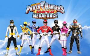Power Rangers Super Megaforce by MitchThe1Soul