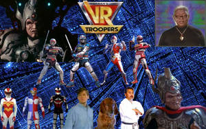 VR Troopers by MitchThe1Soul