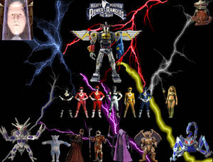 Mighty Morphin Power Rangers- The Movie