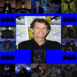 Kevin Conroy Batman Collage