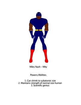 Miles Nash - Mity