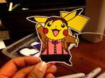 pikachu / doctor 11 (matt smith)