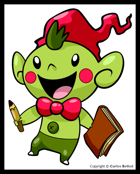 Usu the mascot by Dziesma