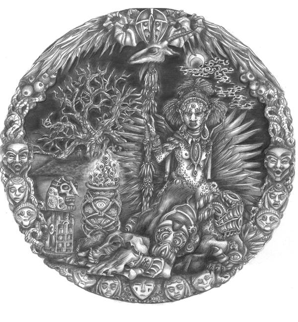 Kali's sherperdess