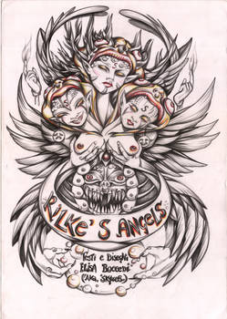 Angel's Cover