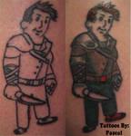 Fallout Video Game Tattoo Fix
