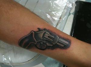 .38 special tattoo