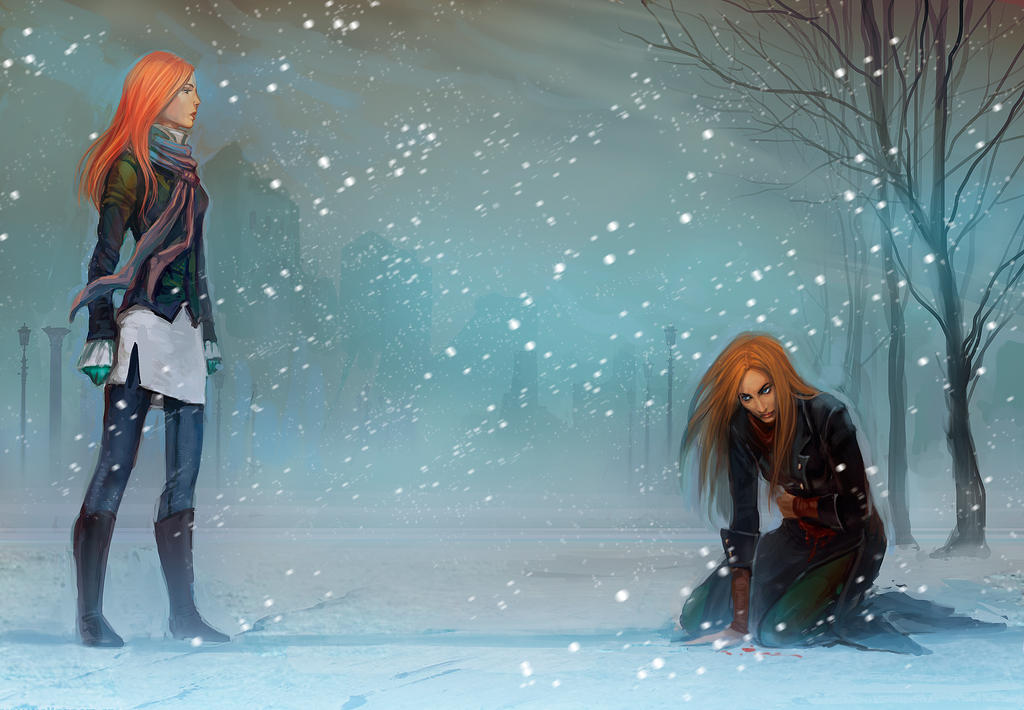 Deadly frost by anndr