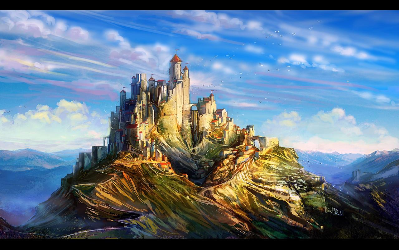 Unconquered castle