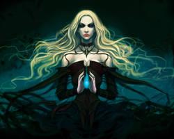 Charm of magic by anndr