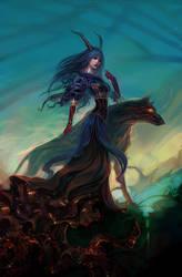 A demon's fate by anndr