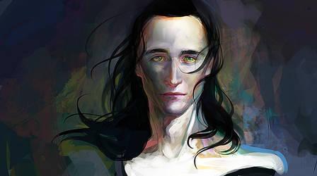 Loki by anndr