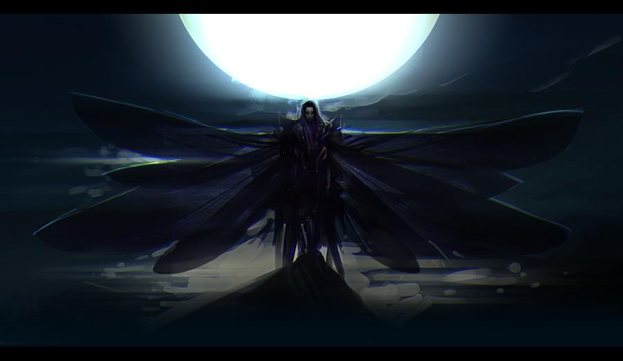 Moth by anndr