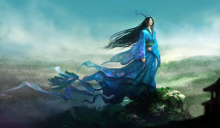 River Spirit by anndr