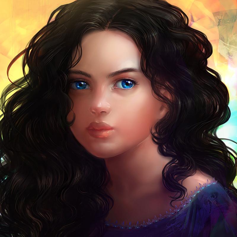 Little princess by anndr