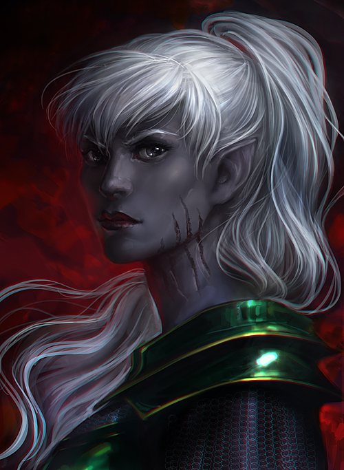 Ravena by anndr