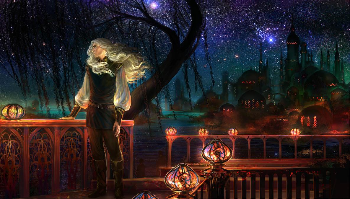 White Prince by anndr