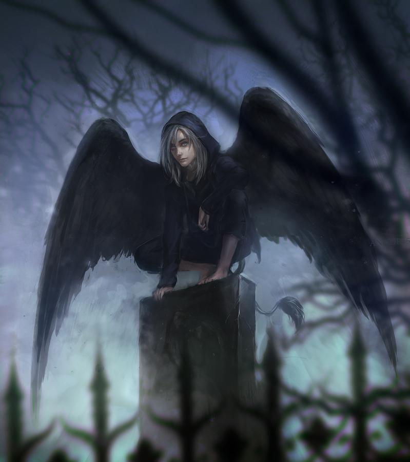 Little demon by anndr