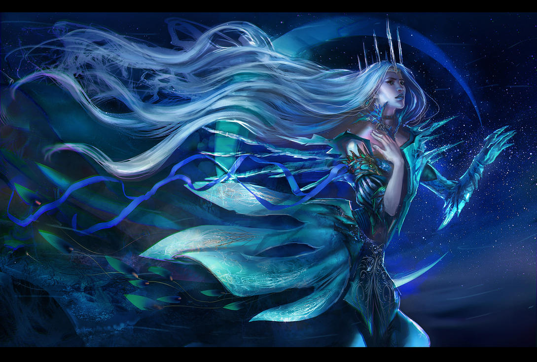 Snow Queen by anndr