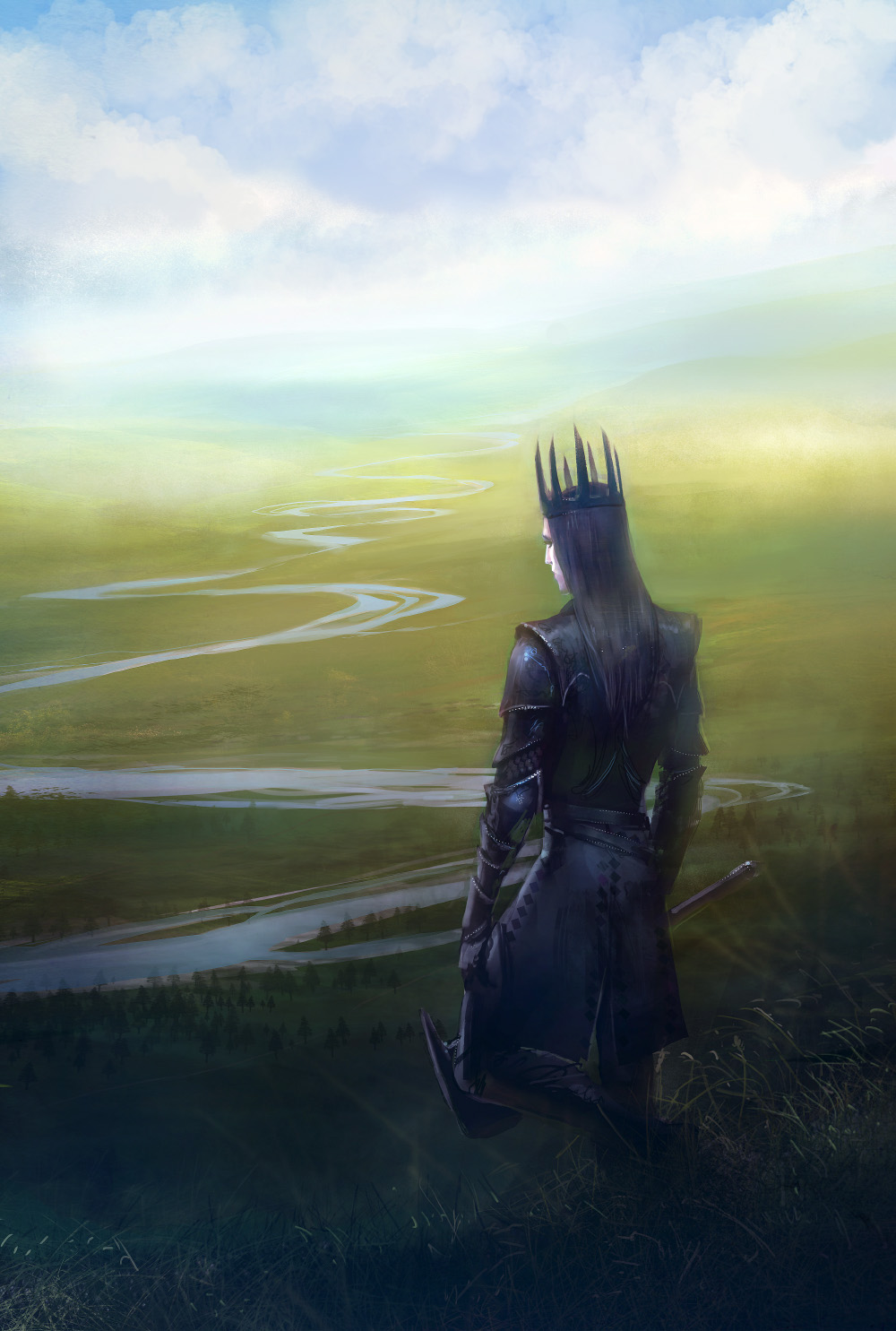 Melkor by anndr
