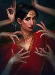 Kali by anndr