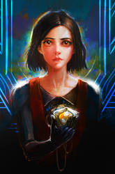 Alita: Take my heart