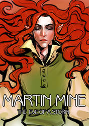 Martin Mine: The eve of a storm cover
