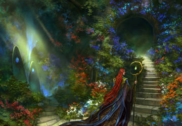 Elven Path cover