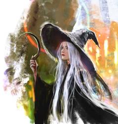 Witchy Kiom