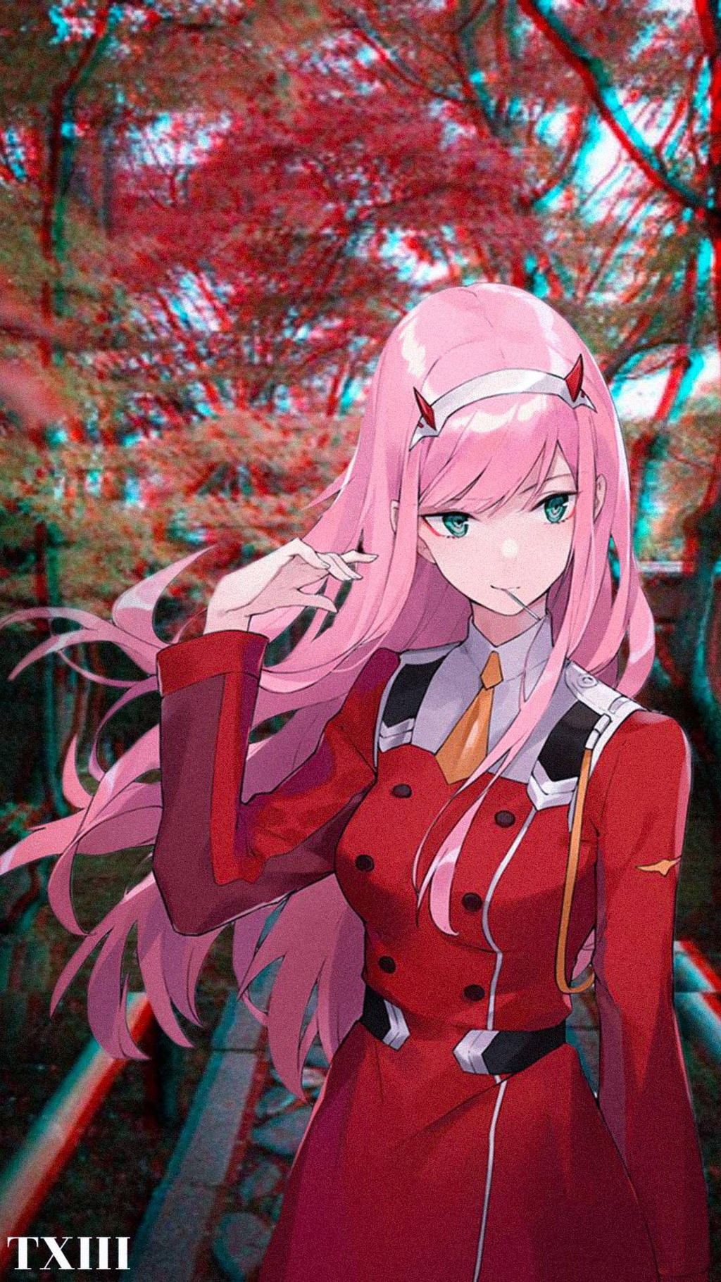 Zero Two Wallpaper Mobile Impremediaco