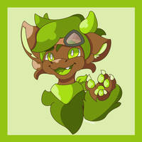 Corruico Redesign/settling art style by Ulteal